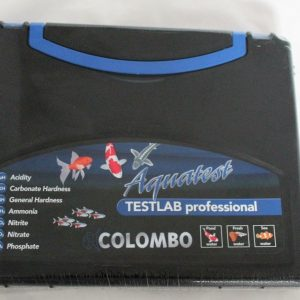 Colombo test lab case