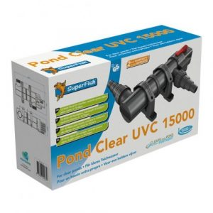 SuperFish Pond Clear UVC 15000